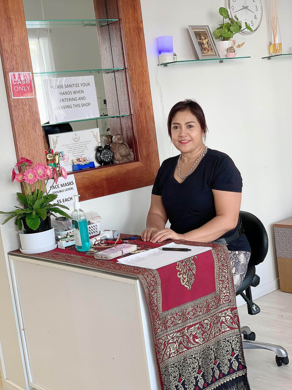 Cairns thai happy massage Visit Jinda's
